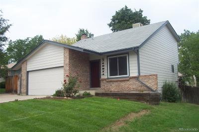 Westminster Single Family Home Active: 10871 Utica Court