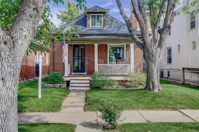 Single Family Home Sold: 712 South Logan Street