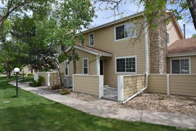Arvada Condo/Townhouse Under Contract: 8420 Everett Way #B