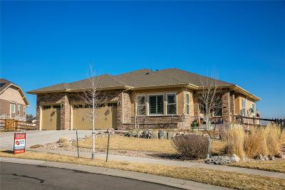 Arvada Single Family Home Under Contract: 7826 Salvia Court