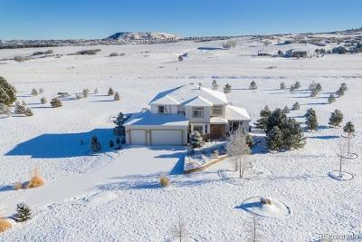 Castle Rock CO Single Family Home Active: $739,000