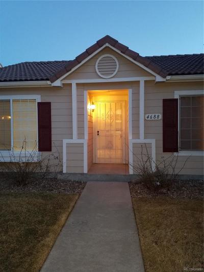 Denver Single Family Home Under Contract: 4688 Perth Street