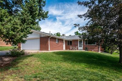 Arvada CO Single Family Home Sold: $400,000