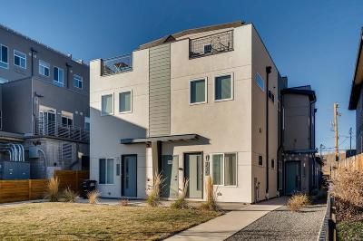 Denver CO Condo/Townhouse Active: $465,000