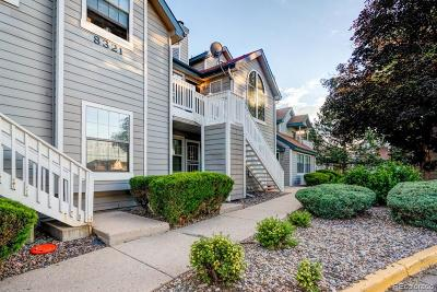 Littleton Condo/Townhouse Under Contract: 8321 South Upham Way #2-211