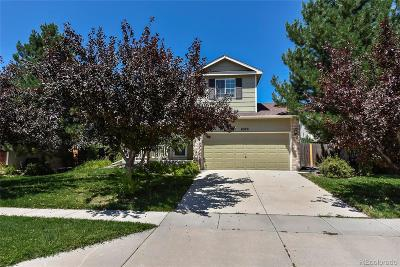 Colorado Springs Single Family Home Active: 6572 La Plata Peak Drive