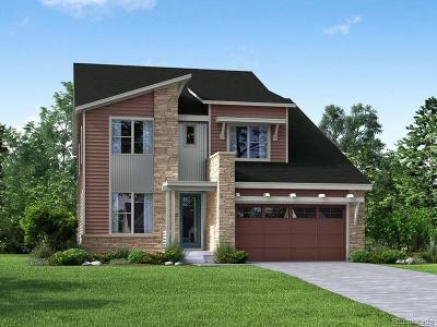 Littleton Single Family Home Active: 9527 Palmer Lake Avenue