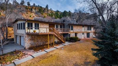 Colorado Springs Single Family Home Under Contract: 5 Austin Lane