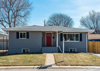 Arapahoe County Single Family Home Active: 4036 South Washington Street