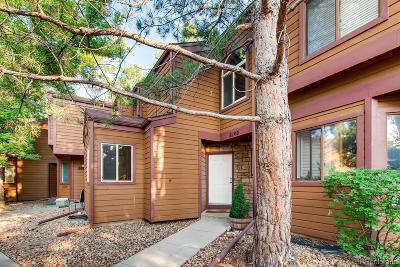 Boulder Condo/Townhouse Under Contract: 6140 Habitat Drive