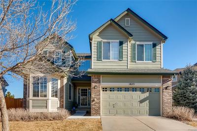 Hidden River Single Family Home Under Contract: 11655 Snowcreek Lane