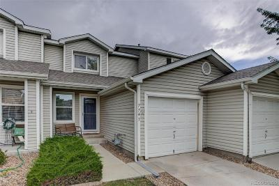 Englewood Condo/Townhouse Under Contract: 7741 South Kalispell Court