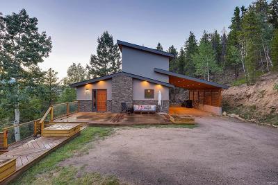Conifer, Evergreen Single Family Home Under Contract: 8593 Martin Lane