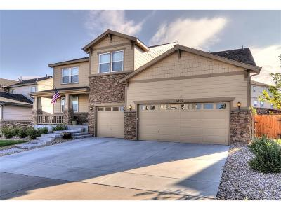 Aurora, Denver Single Family Home Active: 6222 South Jackson Gap Court