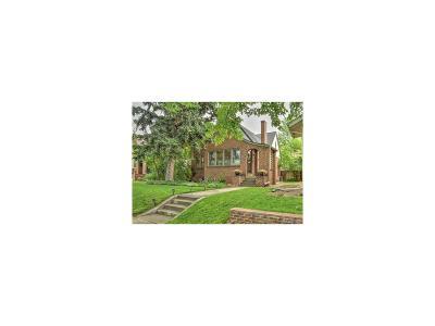 Park Hill, Parkhill Single Family Home Active: 2536 Glencoe Street