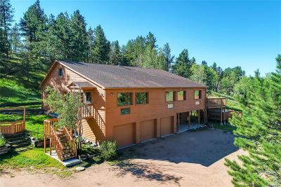 Single Family Home Active: 1306 Upper Twin Rocks Road