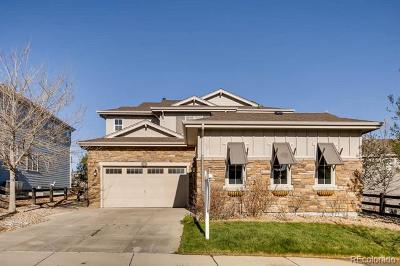 Aurora Single Family Home Active: 6787 South Riverwood Way
