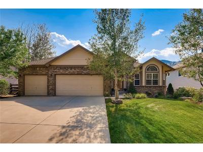 Golden Single Family Home Active: 18818 Eagle Ridge Drive