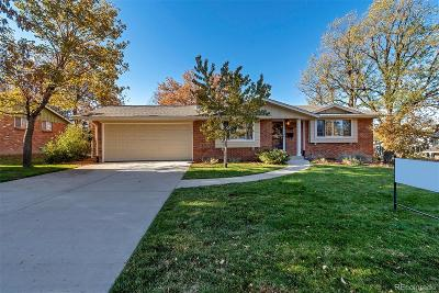 Littleton Single Family Home Under Contract: 2314 West Costilla Avenue