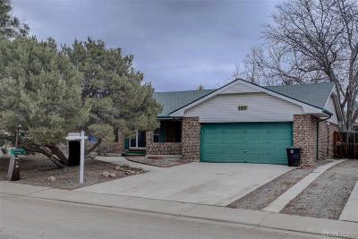 Longmont Single Family Home Under Contract: 182 Baylor Drive