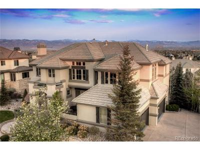 Highlands Ranch Single Family Home Active: 1151 Michener Way