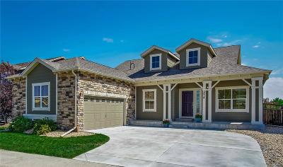 Castle Rock Single Family Home Active: 2414 Woodhouse Lane