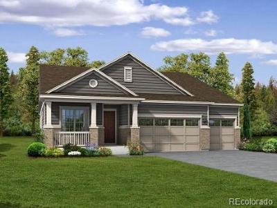 Thornton Single Family Home Active: 4927 East 141st Avenue