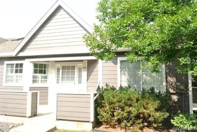 Arvada Condo/Townhouse Active: 6820 West 84th Circle #24