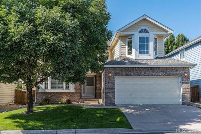Denver Single Family Home Active: 8585 East Amherst Circle