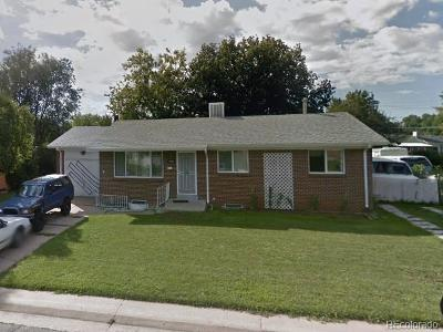 Englewood Single Family Home Under Contract: 3250 West Saratoga Avenue