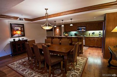 Vail Condo/Townhouse Active: 352 East Meadow Drive #P