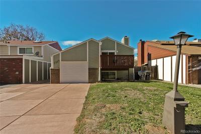 Longmont Single Family Home Under Contract: 1317 Dogwood Lane