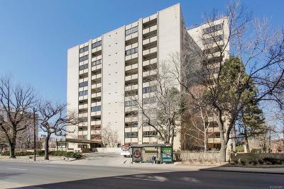 Denver Condo/Townhouse Active: 800 Pearl Street #506