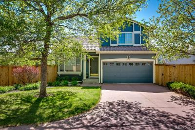 Highlands Ranch Single Family Home Under Contract: 1436 Braewood Avenue