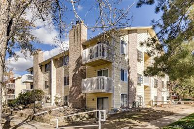 Aurora Condo/Townhouse Under Contract: 12512 East Cornell Avenue #203