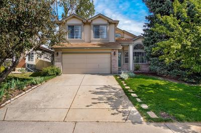 Parker Single Family Home Under Contract: 10309 Severance Drive
