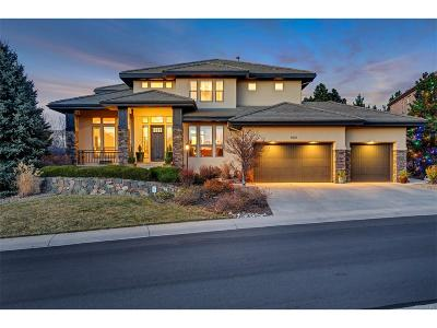 Lone Tree CO Single Family Home Active: $1,075,000