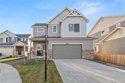 Commerce City Single Family Home Active: 18030 East 108th Place