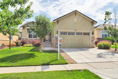 Broomfield Single Family Home Under Contract: 4592 Hope Circle