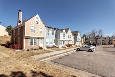 Littleton Condo/Townhouse Under Contract: 9286 West Ontario Drive