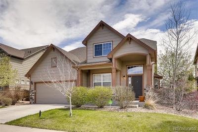 Commerce City Single Family Home Active: 11244 River Oaks Lane