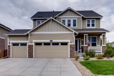 Aurora Single Family Home Active: 138 South Millbrook Street