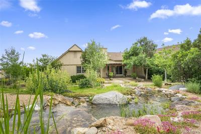 Single Family Home Active: 8187 North Pinewood Drive