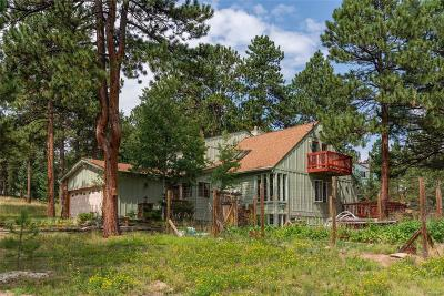 Evergreen Single Family Home Sold: 28856 Little Big Horn Drive