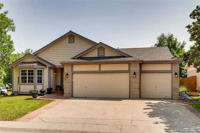 Arvada Single Family Home Active: 6554 Orion Court