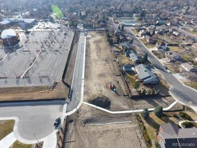 Wheat Ridge Residential Lots & Land Active: 3239 Robb Street