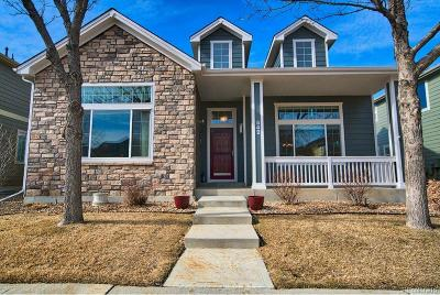 Longmont Single Family Home Under Contract: 542 Peregrine Circle