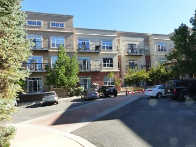 Greenwood Village Condo/Townhouse Under Contract: 5677 South Park Place #309A