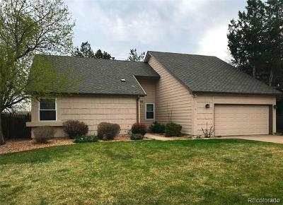 Centennial Single Family Home Active: 7888 South Poplar Way