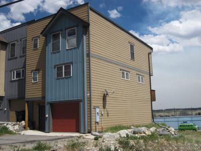 Fairplay Condo/Townhouse Under Contract: 381 8th #381